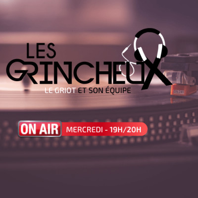 Les Grincheux (Le Griot et son équipe) avec Almamy Kanouté (2/01/20) cover