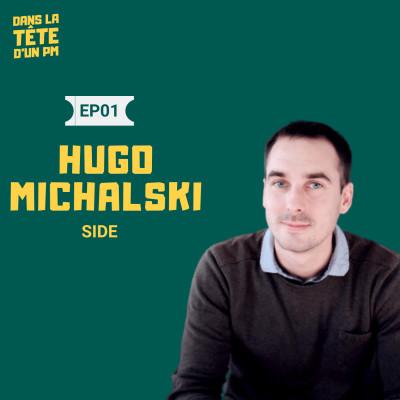 #1 Hugo Michalski (Side) : Appliquer les concepts de code au produit et à l'organisation cover