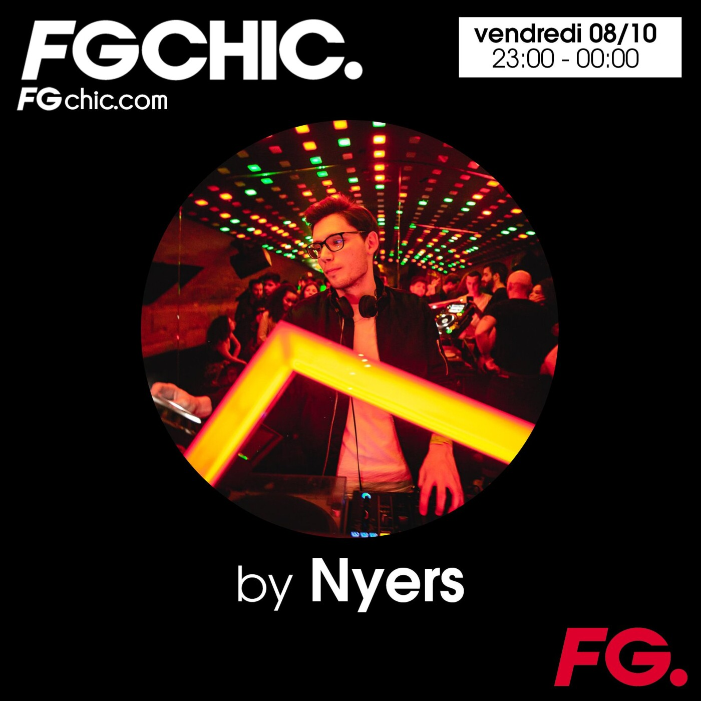 FG CHIC MIX BY NYERS