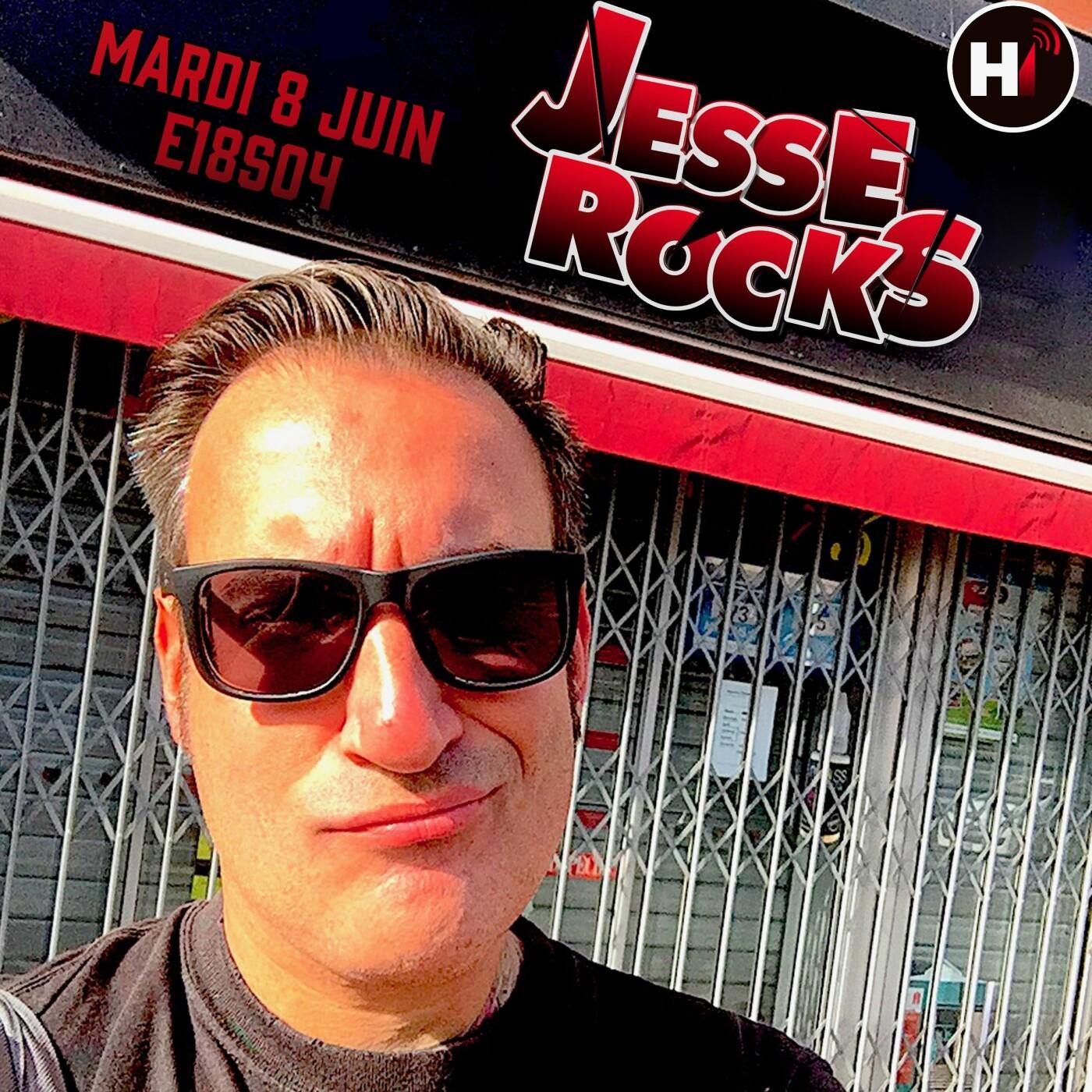 Jesse Rocks #18 Saison 4