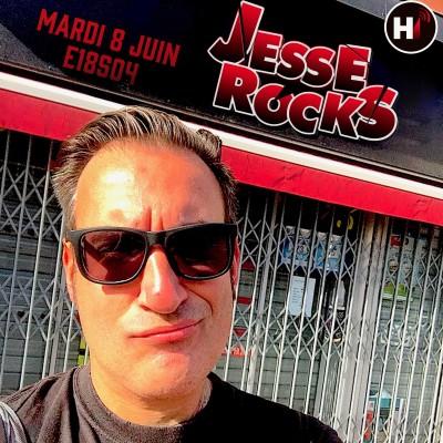 Jesse Rocks #18 Saison 4 cover