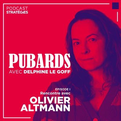 Episode 1 : Olivier Altmann, le prof de la pub cover