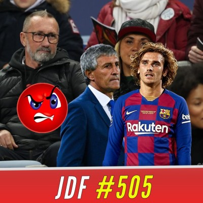 Dugarry insulte Messi   La famille Griezmann très en colère !