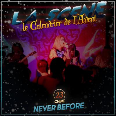 """Le Calendrier de l'Avent de """"La Scène"""" - 23 décembre: Chine cover"""