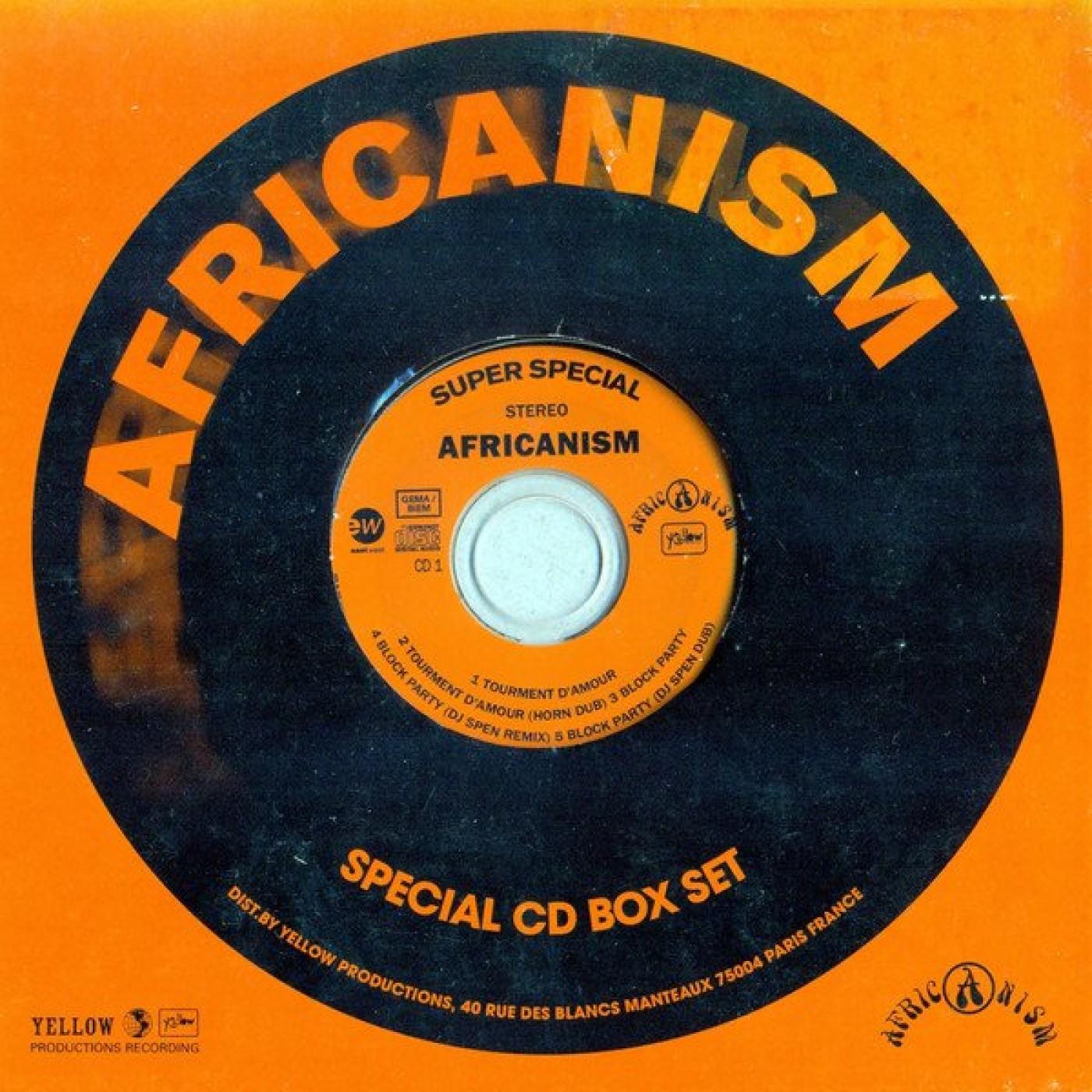 La music story du jour : Africanism