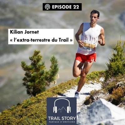 "Kilian Jornet ""l'extraterrestre du Trail"" 1 cover"