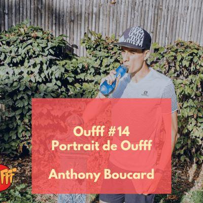 Oufff #14 - Portrait de Oufff - Anthony Boucard cover