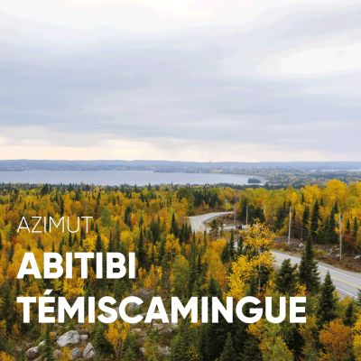 Abitibi-Témiscamingue au Québec cover
