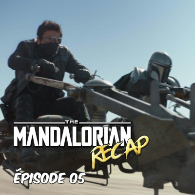 image The Mandalorian récap  : chapitre 5