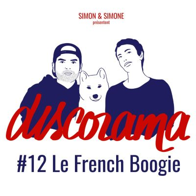 image Discorama #12 - Le French Boogie (Simon et Simone)