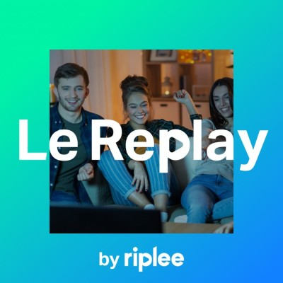 """Image of the show Podcast """"Le Replay"""""""