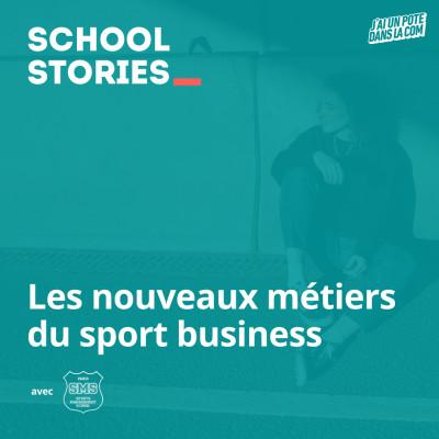 Les nouveaux métiers du sport business - Sports Management School cover
