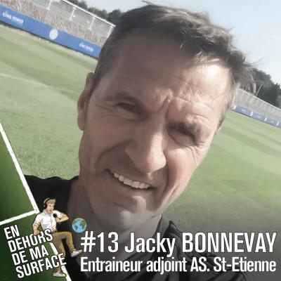 #13 - Jacky Bonnevay, entraineur adjoint à l'AS Saint-Etienne cover