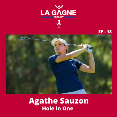 EP 18 - Agathe Sauzon, Hole in One cover