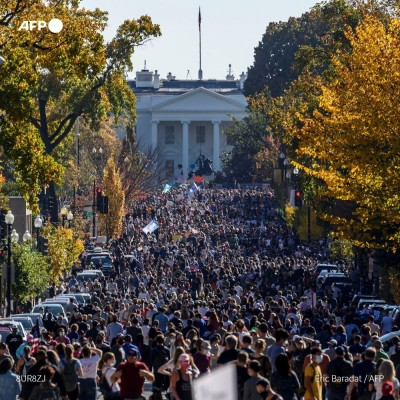 Joe Biden et les Américains : espoir, méfiance et défiance cover