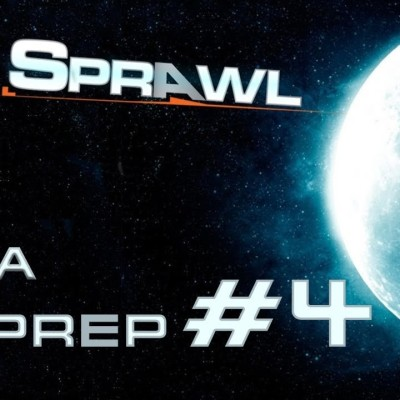 [FR] JDR - MJ PREP 🌗 THE SPRAWL LUNA #4 cover