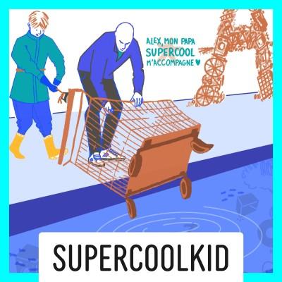 #4  Alexandre : Le Supercool Dad de Raf cover
