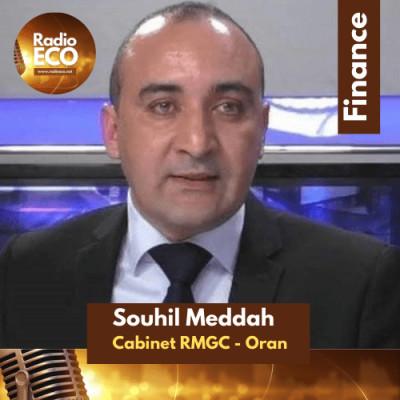 Souhil Meddah I DG Cabinet RMGC - Oran cover