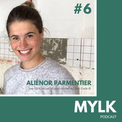 image #6 Aliénor Parmentier: low-tech, récup' et zéro-déchet au café Code Ø