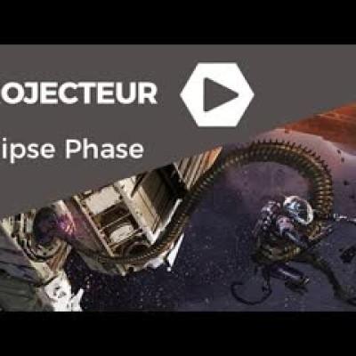 Projecteur - Eclipse Phase (et sa gamme) cover