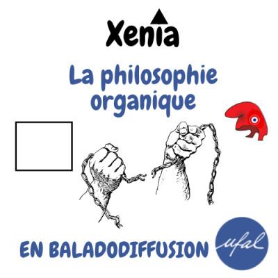 Xenia #2 - Cause républicaine cover