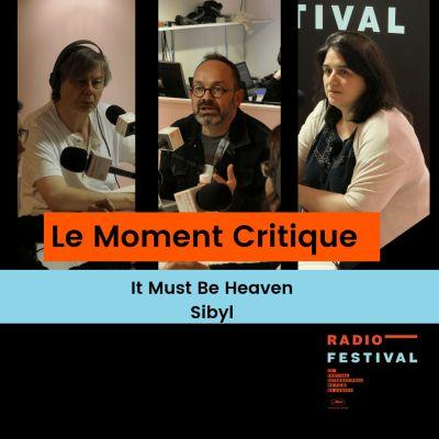It must be Heaven et Sibyl - 25 mai 2019 cover