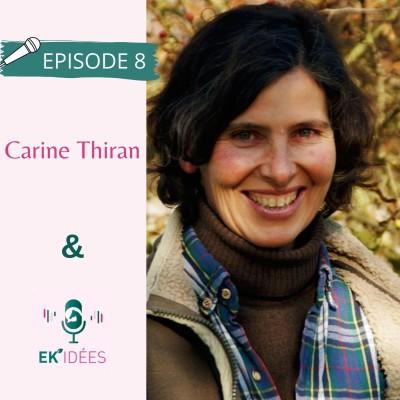 #8. - Carine Thiran : de vétérinaire à hippothérapeute cover