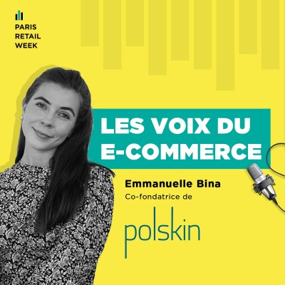 Emmanuelle Bina, Cofondatrice de Polskin cover