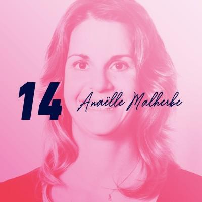 14 — Anaëlle Malherbe, psychologue et coach mentale à l'INSEP : la méthode des champion.ne.s cover
