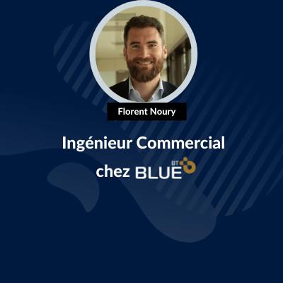 Les coolisses by BLUE - Florent Noury - Ingénieur Commercial cover