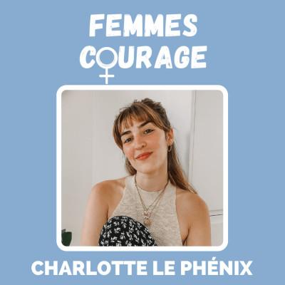 Épisode #1 - Charlotte le phénix cover
