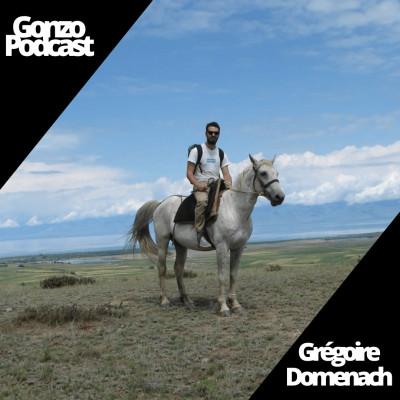 #024 - Grégoire Domenach - Voyage, littérature, création, le parcours d'un écrivain étonnant cover