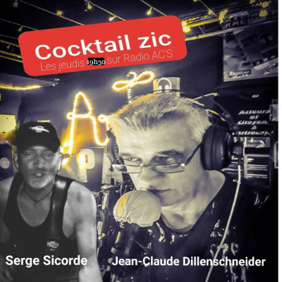 "Radio AC'S ""Cocktail Zic""  du 04/03/ 21 cover"