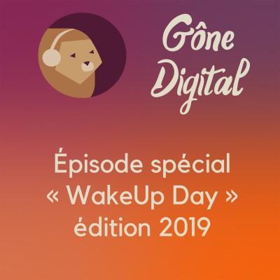 "Episode spécial ""WakeUpDay"", édition 2019 cover"
