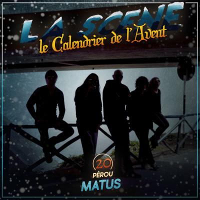 """Le Calendrier de l'Avent de """"La Scène"""" - 20 décembre: Pérou cover"""