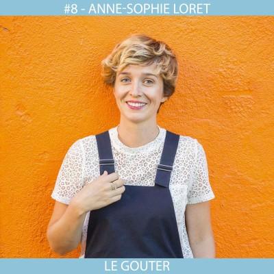 #8 - Anne-Sophie Loret : la plus italienne des nantaises cover