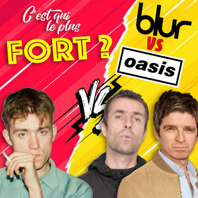 image Blur vs Oasis, on refait le match historique de la britpop