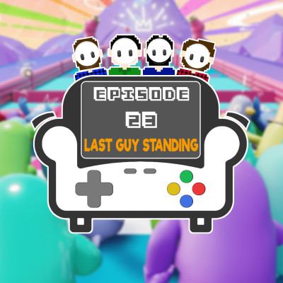 Episode 23 - Last guy standing cover