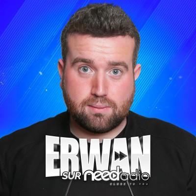 Erwan sur NEED Radio S3 #1 (AVEC LA BAJON) cover