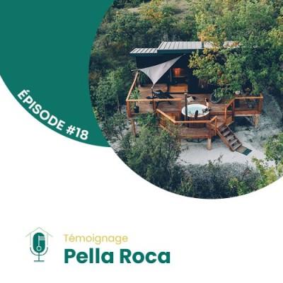 #18 - Rencontre avec Isabel Sanchez des Cabanes & Spa Pella Roca cover