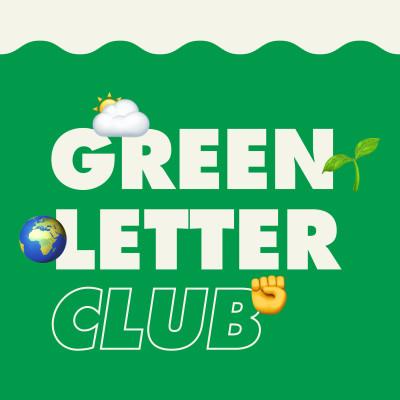 Greenletter Club, l'écologie décortiquée cover