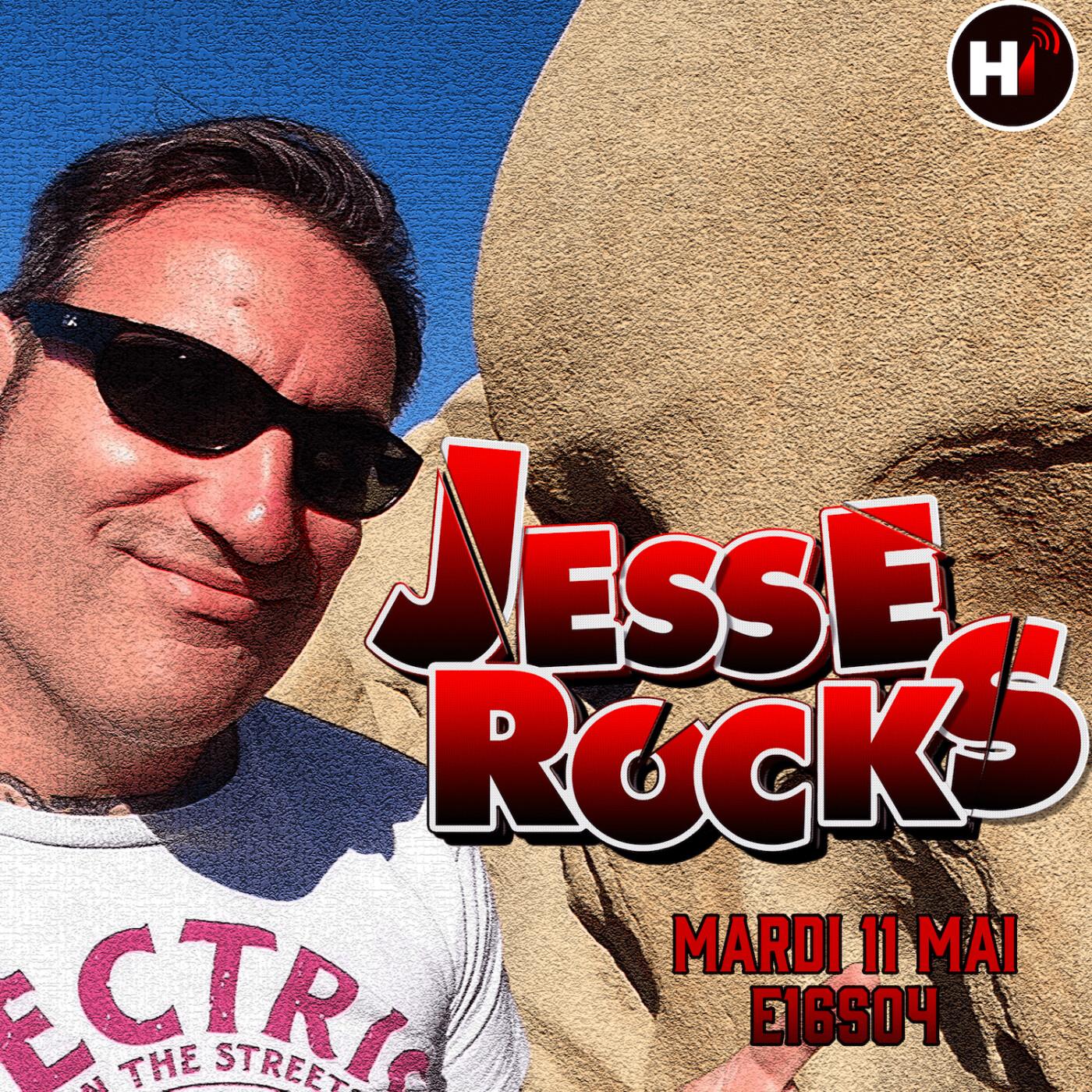 Jesse Rocks #16 Saison 4
