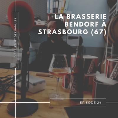 Episode 24: La brasserie BENDORF à Strasbourg cover