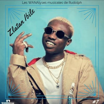 Zlatan Ibile : le Zanku master cover