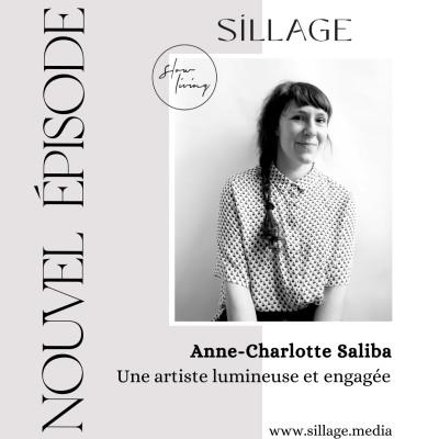Thumbnail Image Anne-Charlotte Saliba - Une artiste lumineuse et engagée