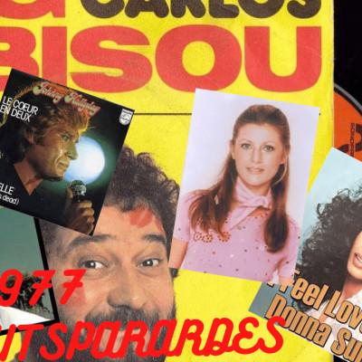 #7 FouTrack La Playlist De L' Enfer #HitsParades1977 cover