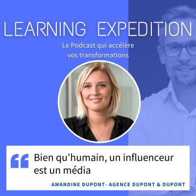 Thumbnail Image #59 - Amandine Dupont /// Bien qu'humain, un influenceur est un média - Agence Dupont & Dupont