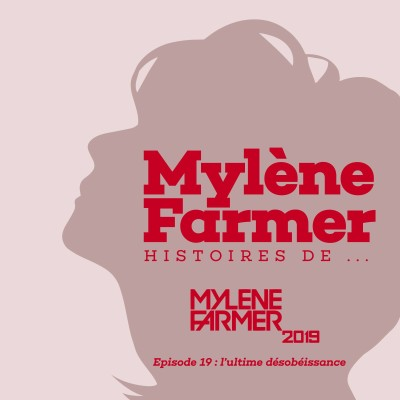 Histoires de... Mylène Farmer 2019 cover