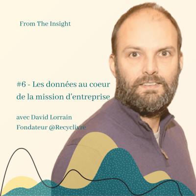#6.3 - David Lorrain, Fondateur @Recyclivre - Les données au coeur de la mission de l'entreprise cover
