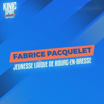 #16 - Fabrice Pacquelet : JL Bourg en Bresse cover